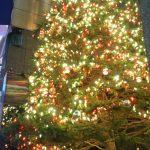 クリスマスツリー銀座&浅草