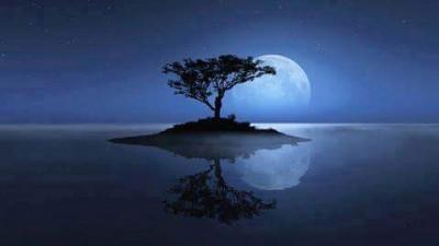 1月24日(日)サイキックワーク 満月時間4:37