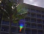 チャクラの光 in ハワイ