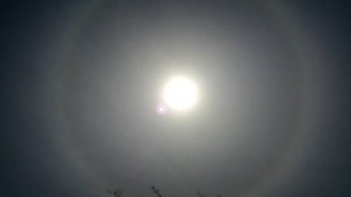 長野県での光輪