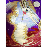 ゴージャス高貴な白龍姫