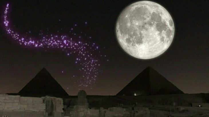 M.K様 新月から満月のお祓い                   お祓い・エネルギーリーディング®